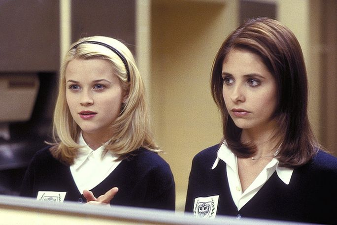 ΣΚΛΗΡΟΣ INTENTIONS, Reese Witherspoon, Sarah Michelle Gellar, 1999, ©Columbia Pictures/courtesy Everett Collection