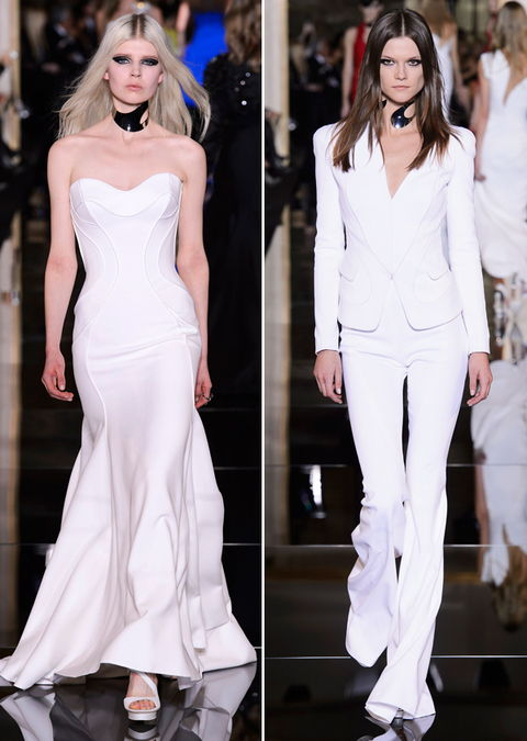 Дженифър Aniston Wedding Dress - Versace
