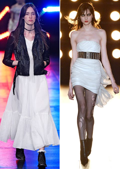 Дженифър Aniston Wedding Dresses Saint Laurent