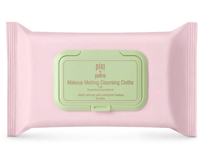 Για Waterproof Makeup: Pixi by Petra Makeup Melting Cleansing Cloths