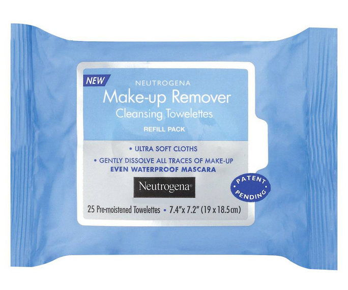 Κανονικός Skin: Neutrogena Makeup Remover Cleansing Towelettes