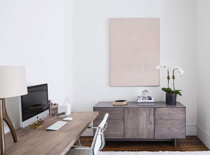 Τζένιφερ Fisher Home Tour - The Office
