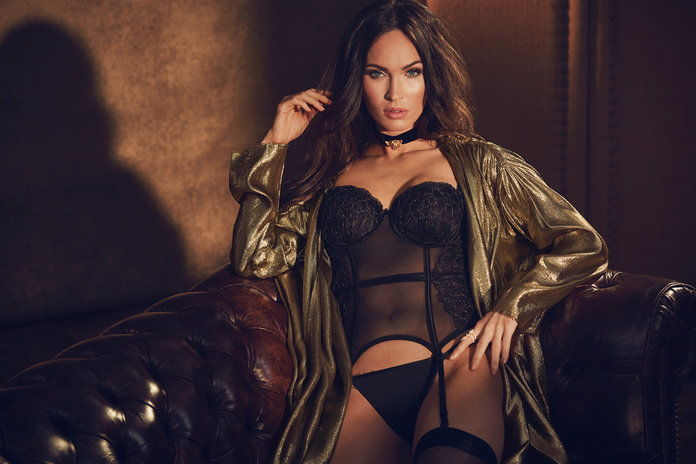 Megan Fox - Frederick's Hollywood - Embed -2