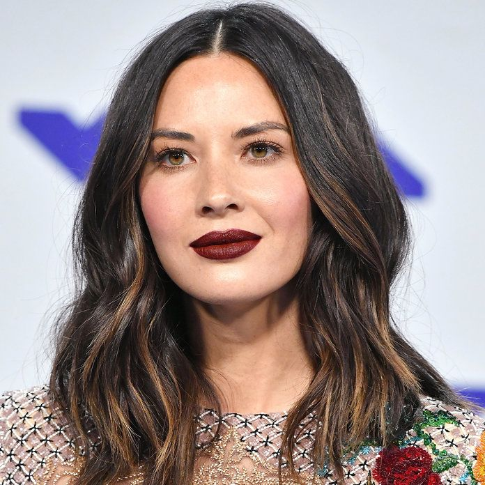 Olivia Munn's Edgy Haircut