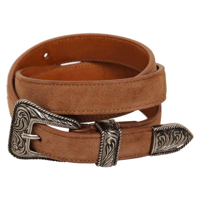 THE WESTERN BUCKLE BELT