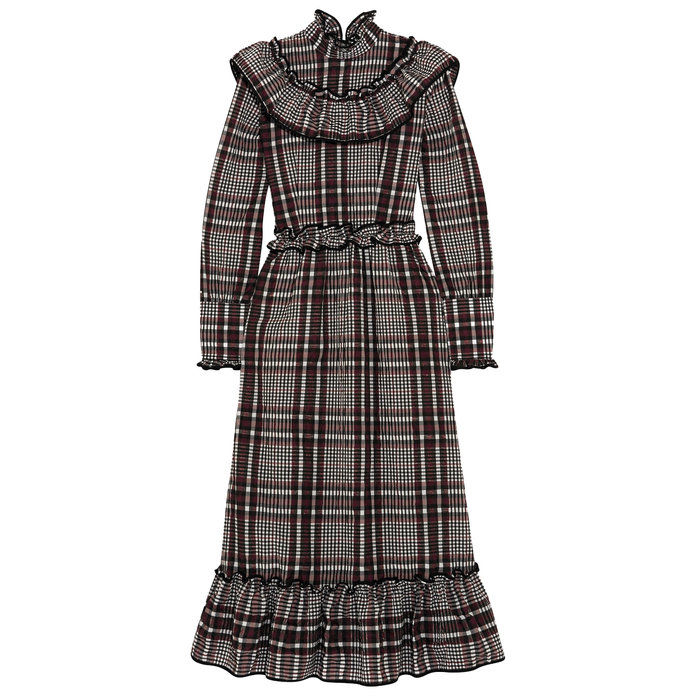 THE PLAID PRAIRIE DRESS