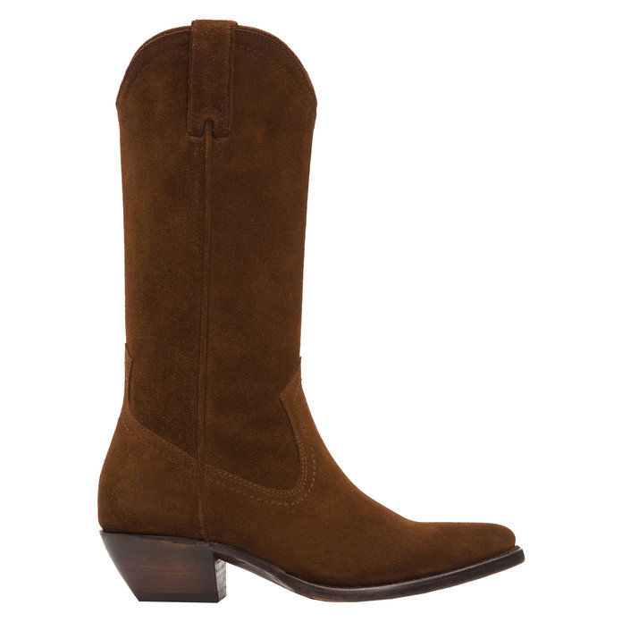 THE MODERN COWGIRL BOOT