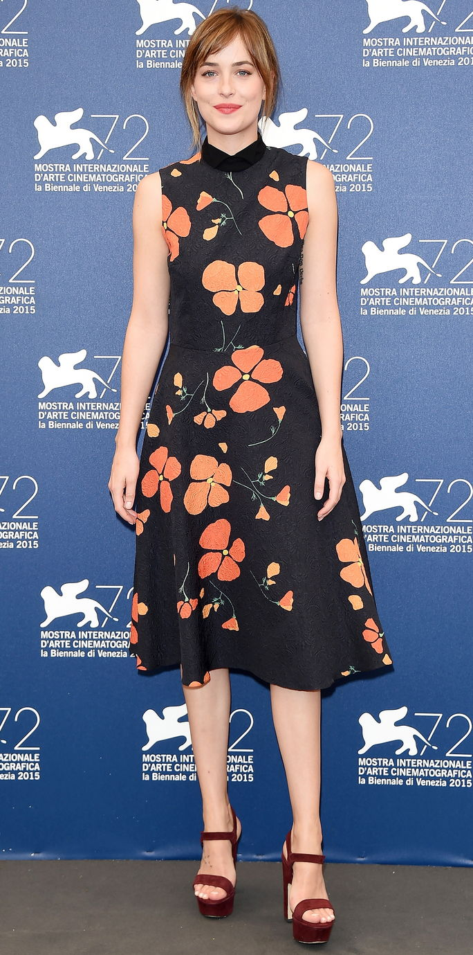 'A Bigger Splash' Photocall - 72nd Venice Film Festival