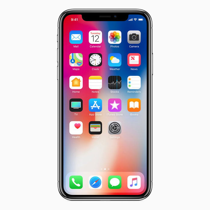 iPhone X - Embed