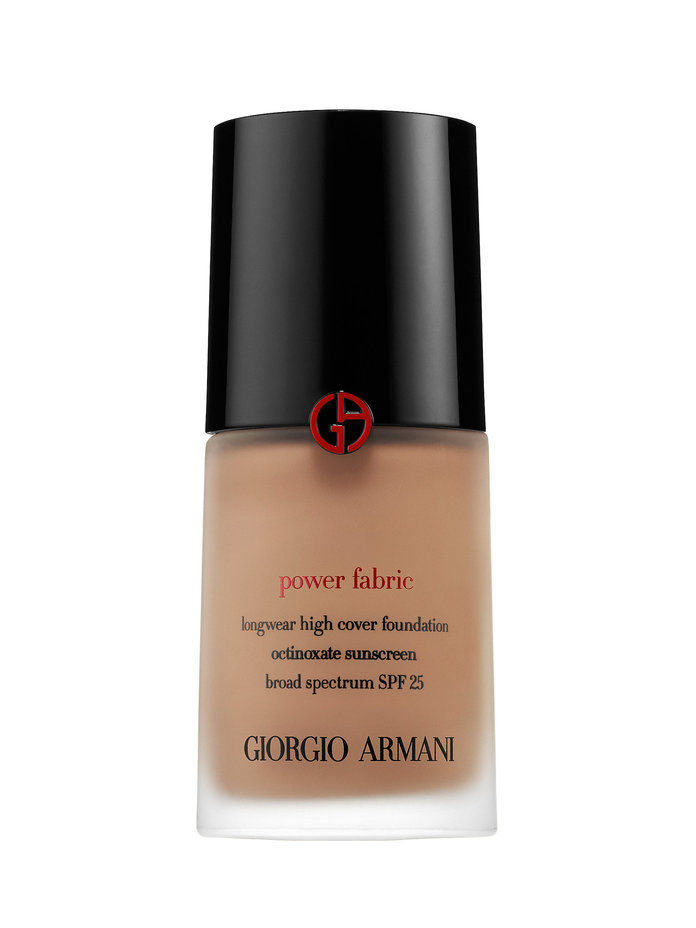 Giorgio Armani Beauty Power Fabric Longwear High Cover Foundation SPF 25