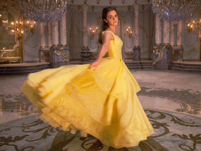 красавица from Beauty and the Beast
