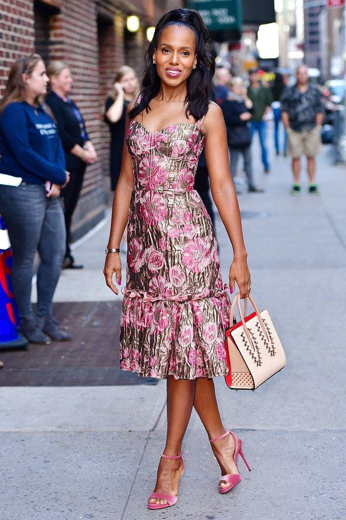 Kerry Washington Colbert