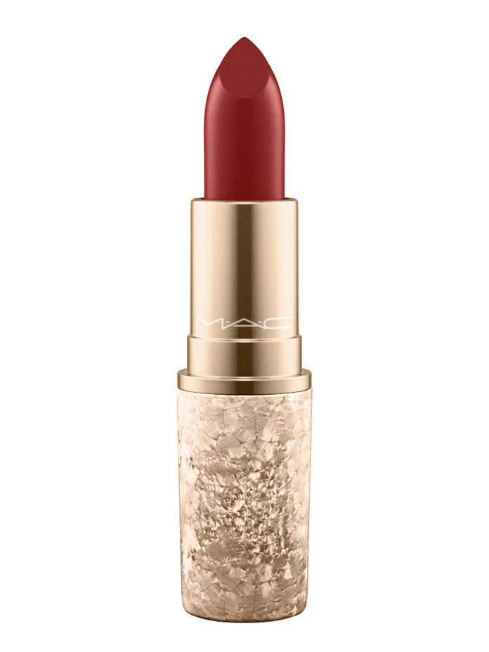MAC Snowball Lipstick In Elle Belle
