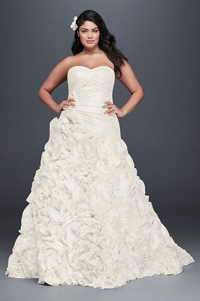 Ροζέτα Skirt Wedding Dress