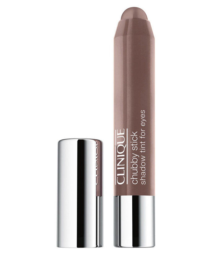 Clinique Chubby Stick Shadow Tint For Eyes In Lots O'Latte