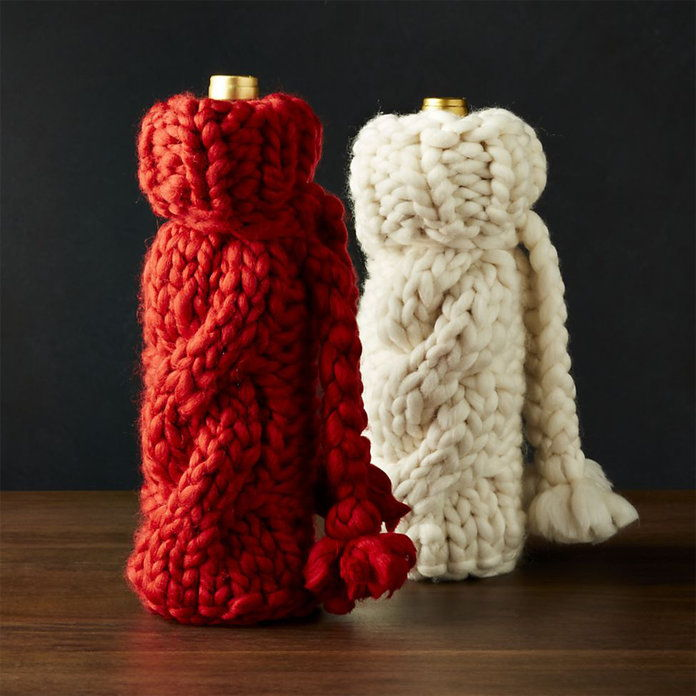 УЮТЕН KNIT WINE BAG