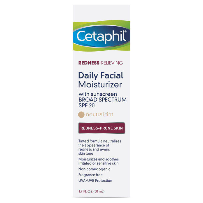 Cetaphil Redness Relieving Daily Moisturizer