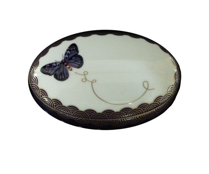 Prouna My Butterfly Oval Jewelry Box