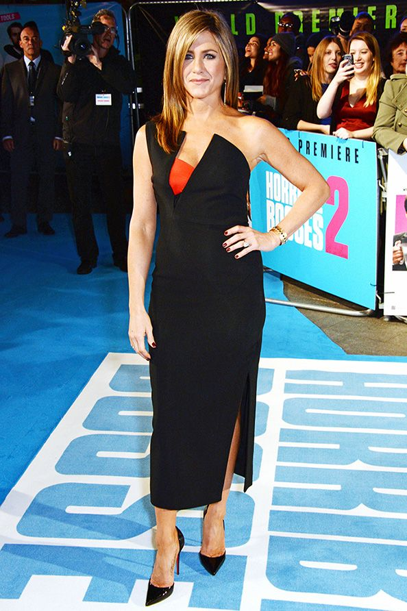 Дженифър Aniston at Horrible Bosses 2 World Premiere