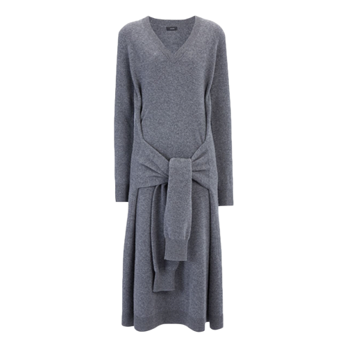 Джоузеф soft wool elie dress