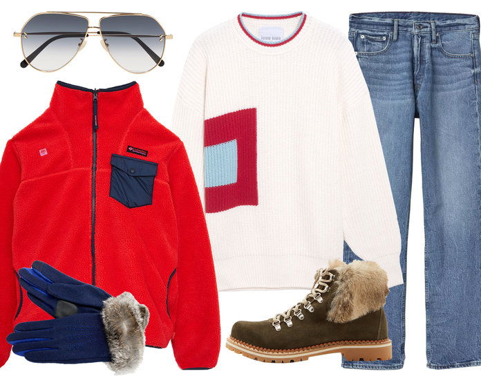 POWER UP WITH COLOR BLOCKING