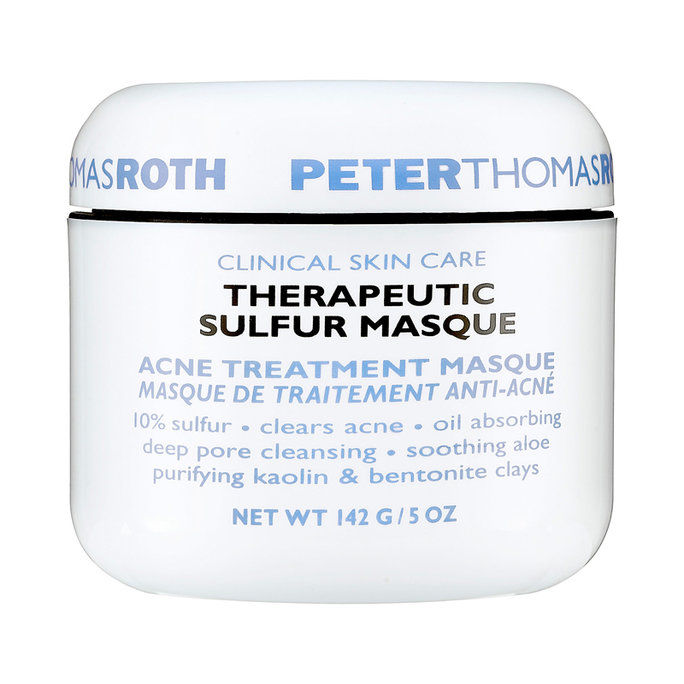 Петър Thomas Roth Therapeutic Sulfur Masque