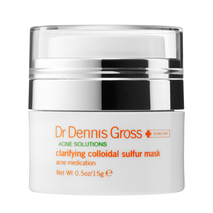 Д-р Dennis Gross Clarifying Colloidal Sulfur Mask