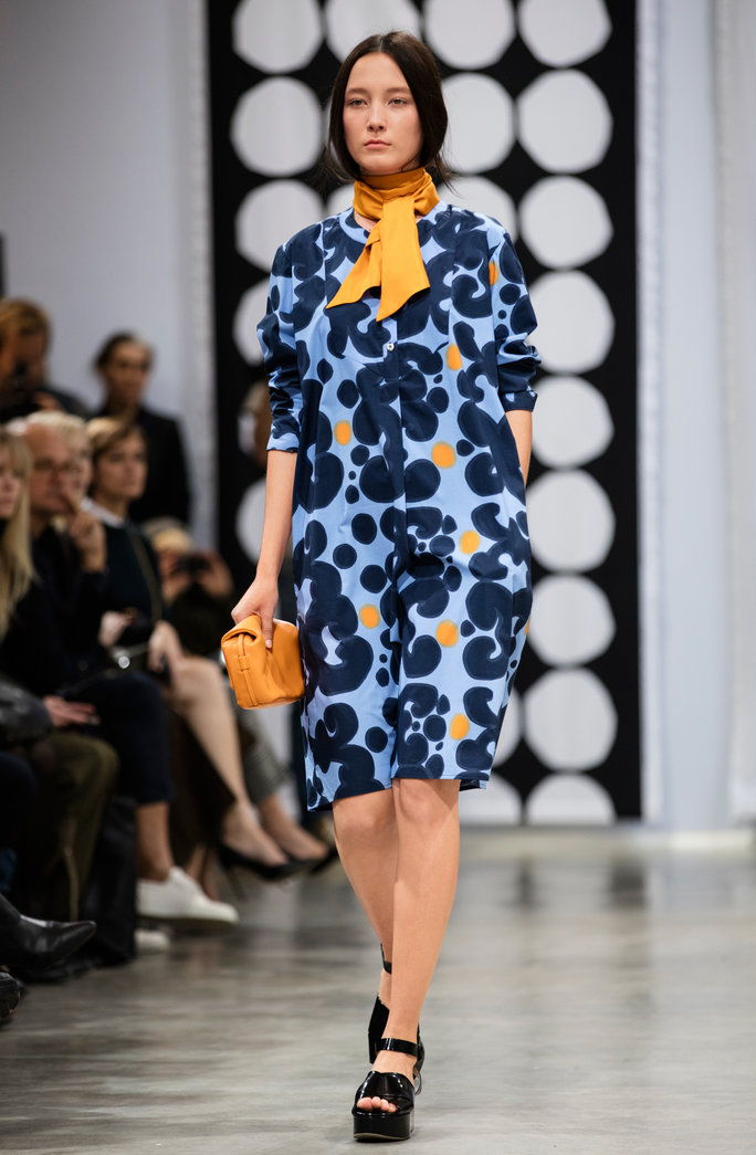 Анна Teurnell's Debut Collection for Marimekko
