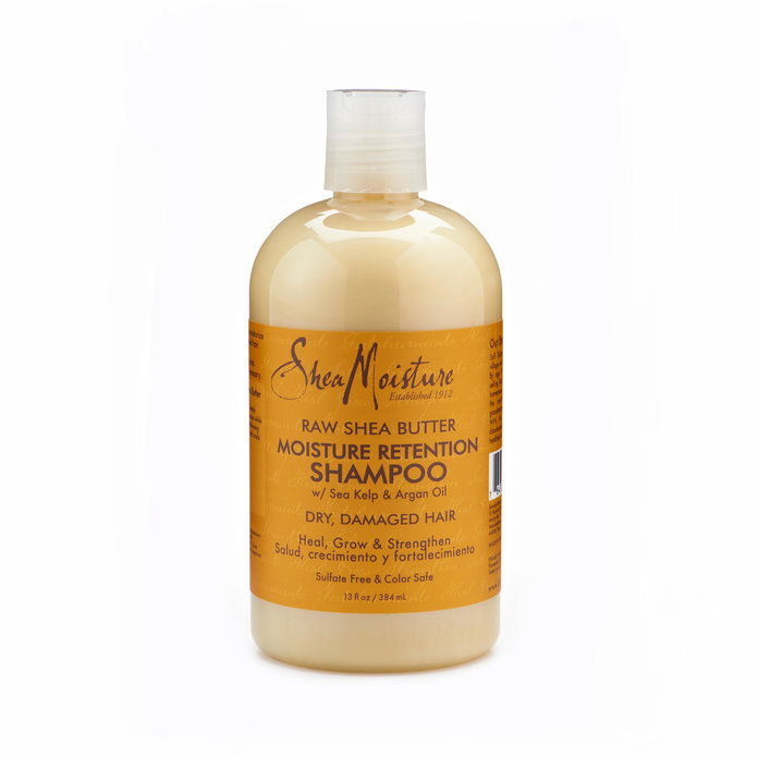 Sheamoisture Organic Raw Shea Butter Moisture Retention Shampoo