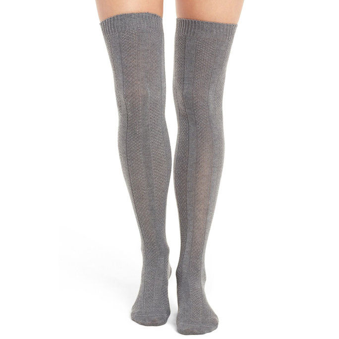 Natori over the knee socks