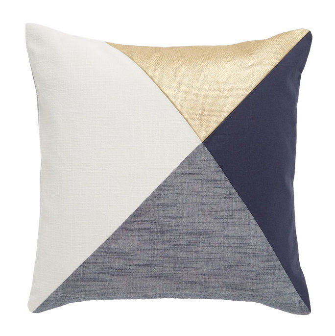 Nordstrom at Home Colorblock Accent Pillow