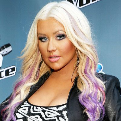 Кристина Aguilera - Transformation - Hair - Celebrity Before and After