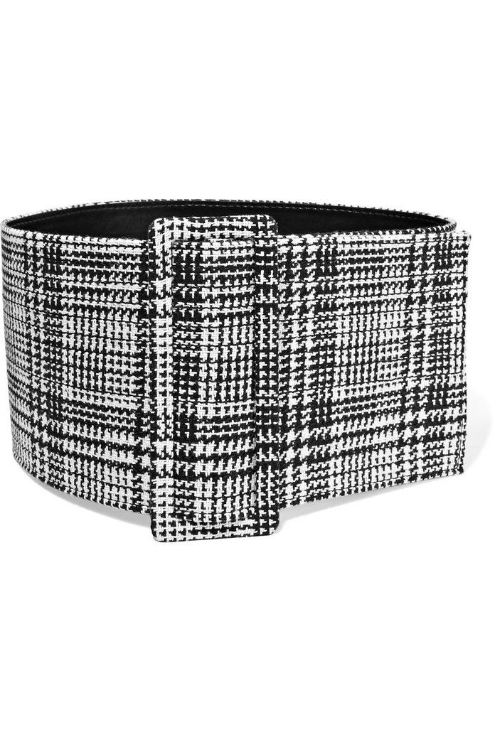 от White Prince of Wales Checked Belt
