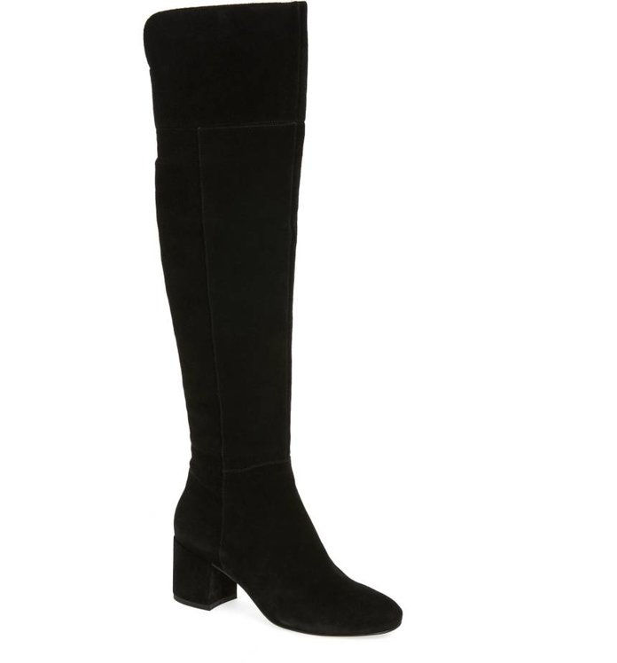 Κοκριν Over the Knee Boot