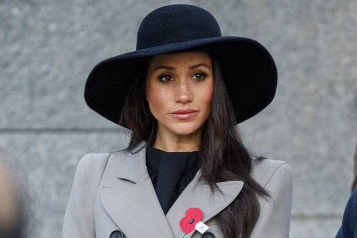 принц Harry And Meghan Markle Attend Anzac Day Services