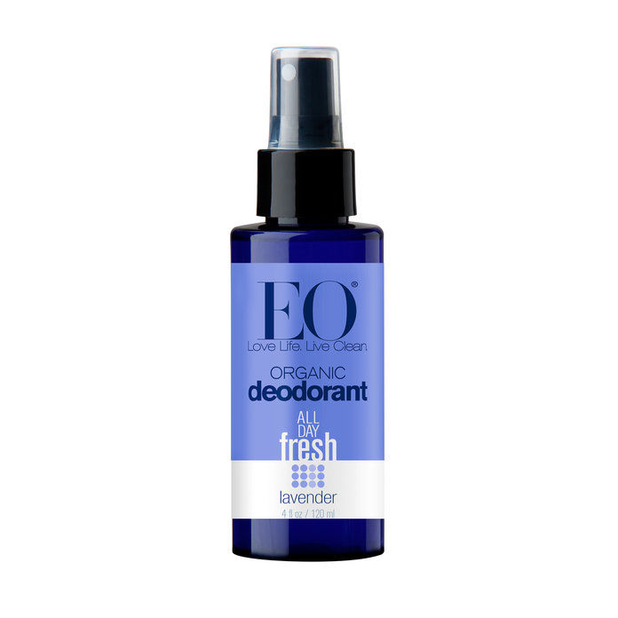 EO Certified Organic Deodorant Spray in Lavender