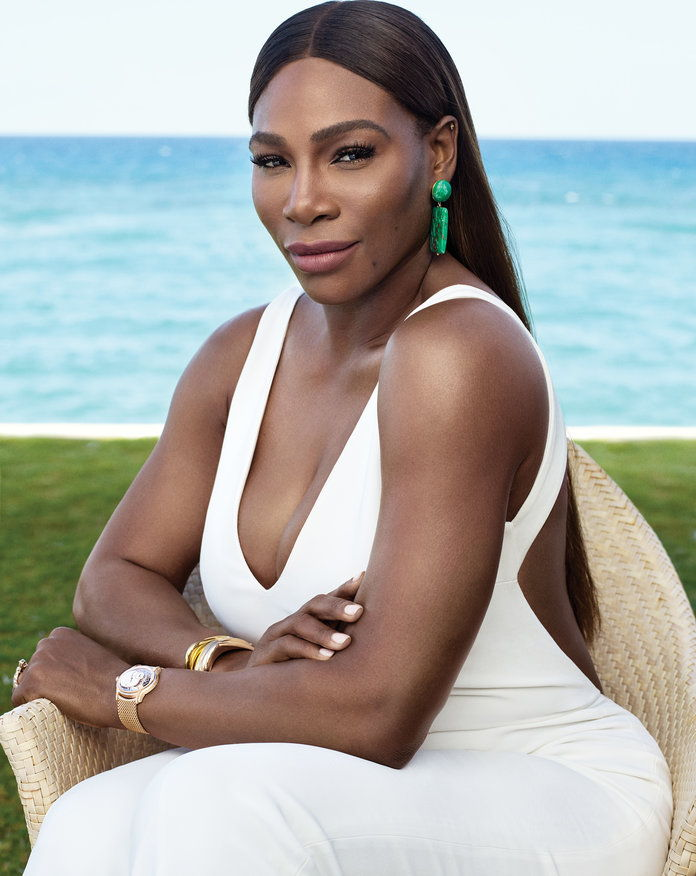 Με στυλ August - Serena Williams - Lead - 5