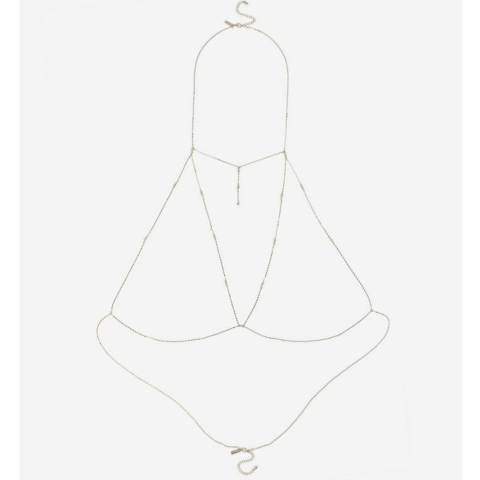 Topshop Body Chain